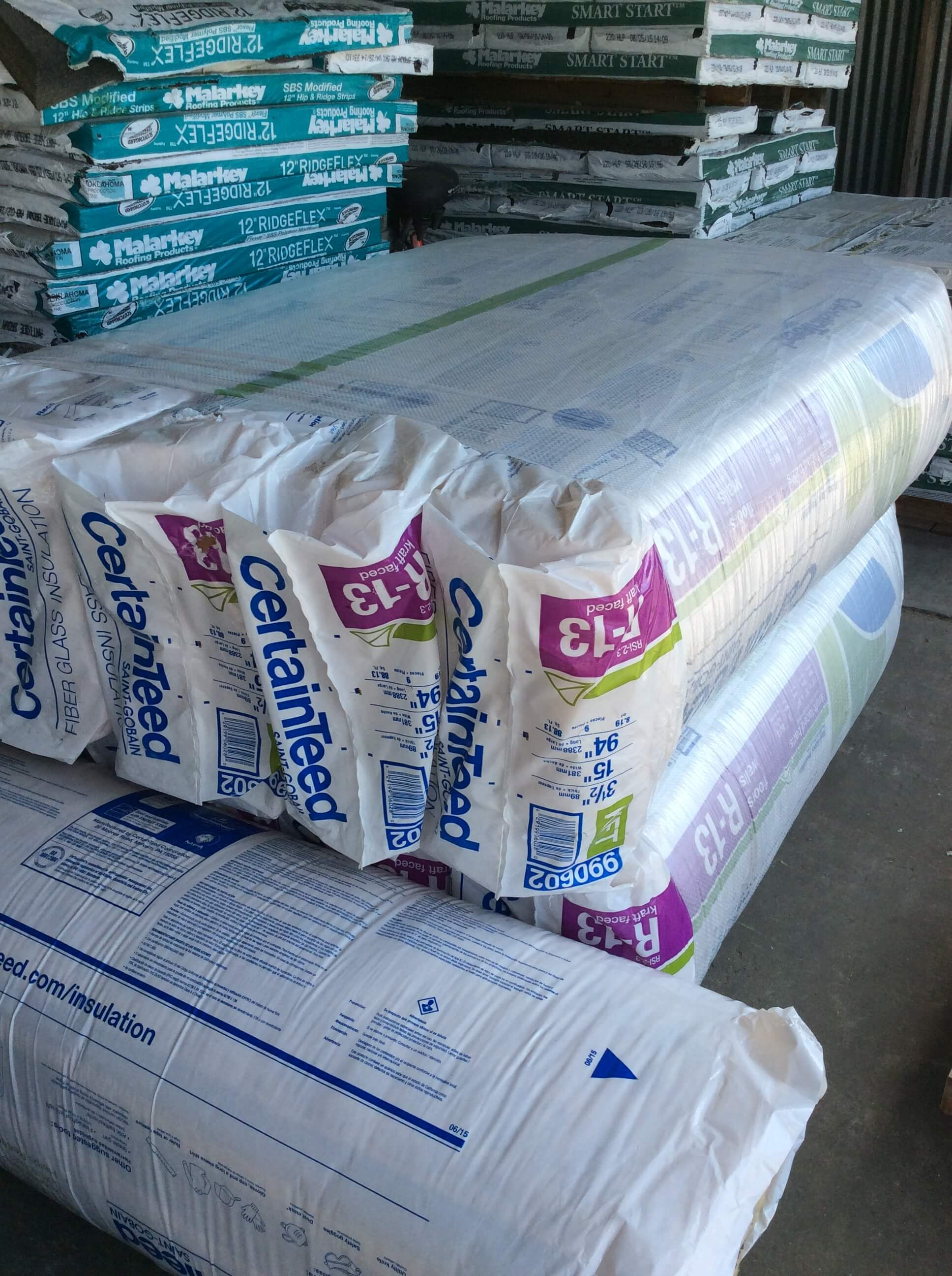 Insulation Picou Builders Supply